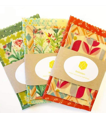 Beeswax Wraps Sustainable Eco Friendly Gifts Windsor Ontario