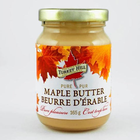 maple butter jar - turkey hill sugar bush
