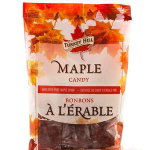 maple syrup hard candies - turkey hill sugar bush