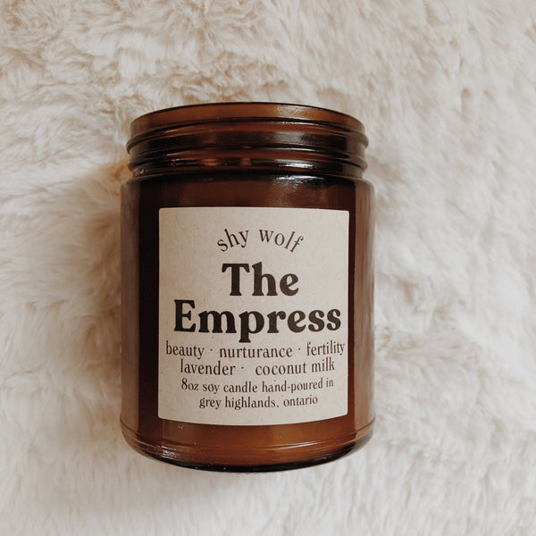 The Empress | Tarot Candle