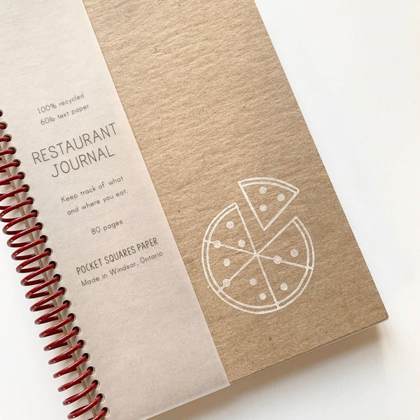 Restaurant Journal