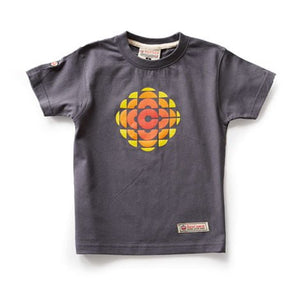 Kids CBC 1974 Gem Shirt, Washed Blue