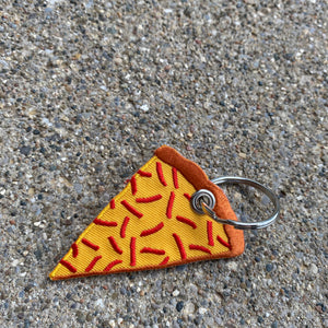 Pizza Slice Tag