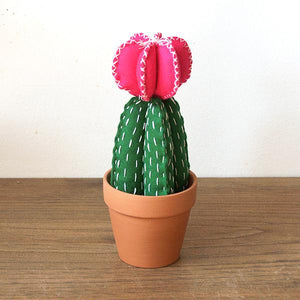 Moon Cactus | DIY Felt Hand Sewing Kit