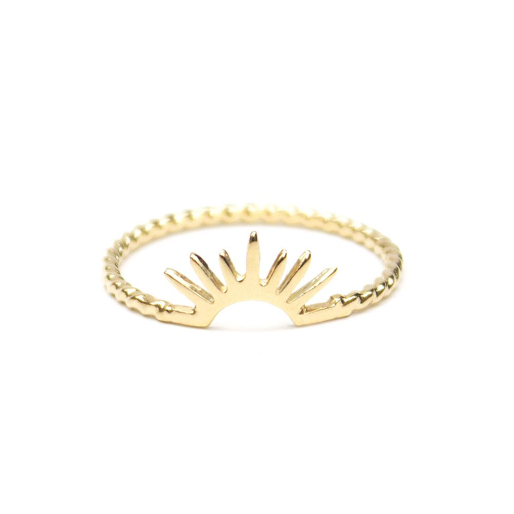 Nazar Stacking Ring