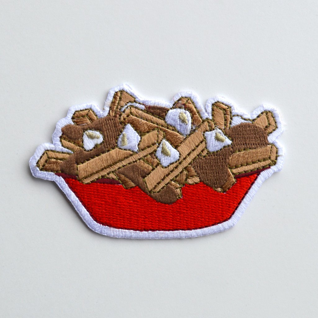 Poutine Patch