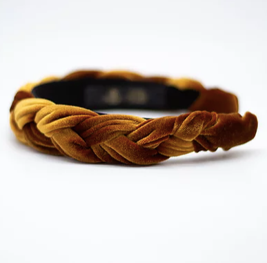Amber Braided Headband