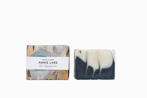 Annie Lake | ANTO Yukon Natural Soap