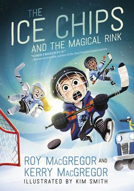 Ice Chips & the Magical Rink