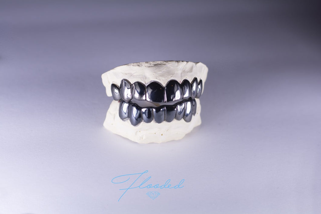 Black Gold Grillz