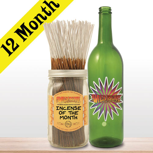 Incense of the Month Club