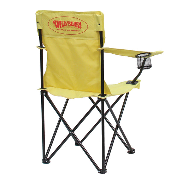 Wild Berry Camp Chair