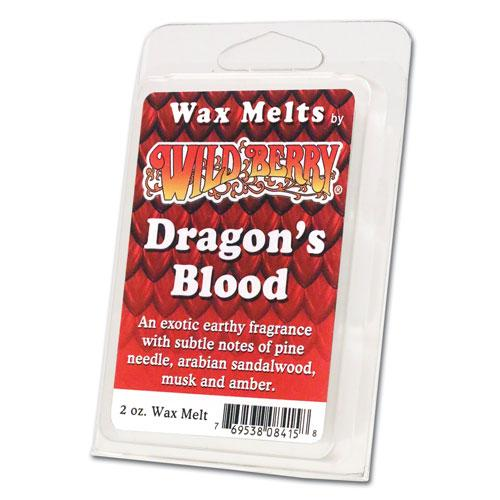 Dragon's Blood Wax Melt