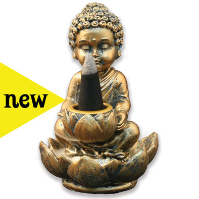 Mini Buddah Backflow Burner