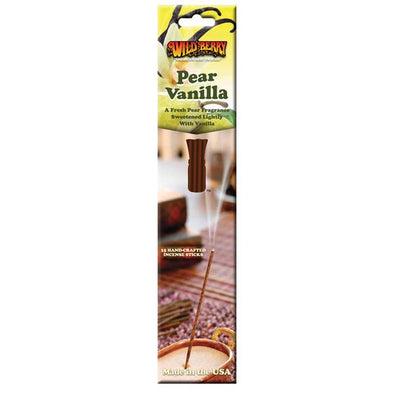 Pear Vanilla Package