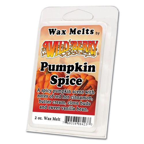 Pumpkin Spice Wax Melt