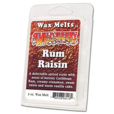 Rum Raisin Wax Melt