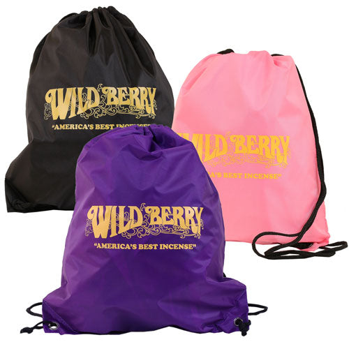 Wild Berry Small Sackpack