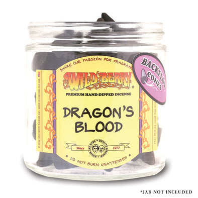 Dragon's Blood Backflow Cones