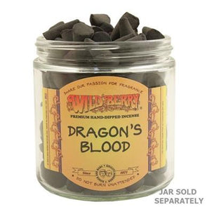 Dragon's Blood Cones