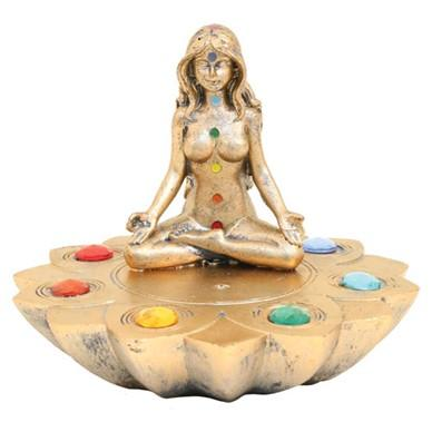 Meditation Incense Plate