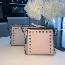 Load image into Gallery viewer, Xara studded bag - pink