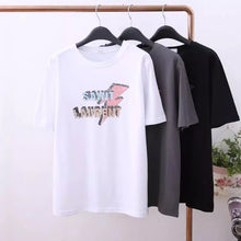 Load image into Gallery viewer, LUXE COLLECTION - Saint tee - white