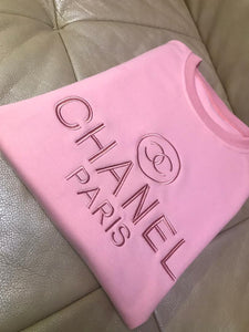 LUXE COLLECTION - Chanie Pink sweater