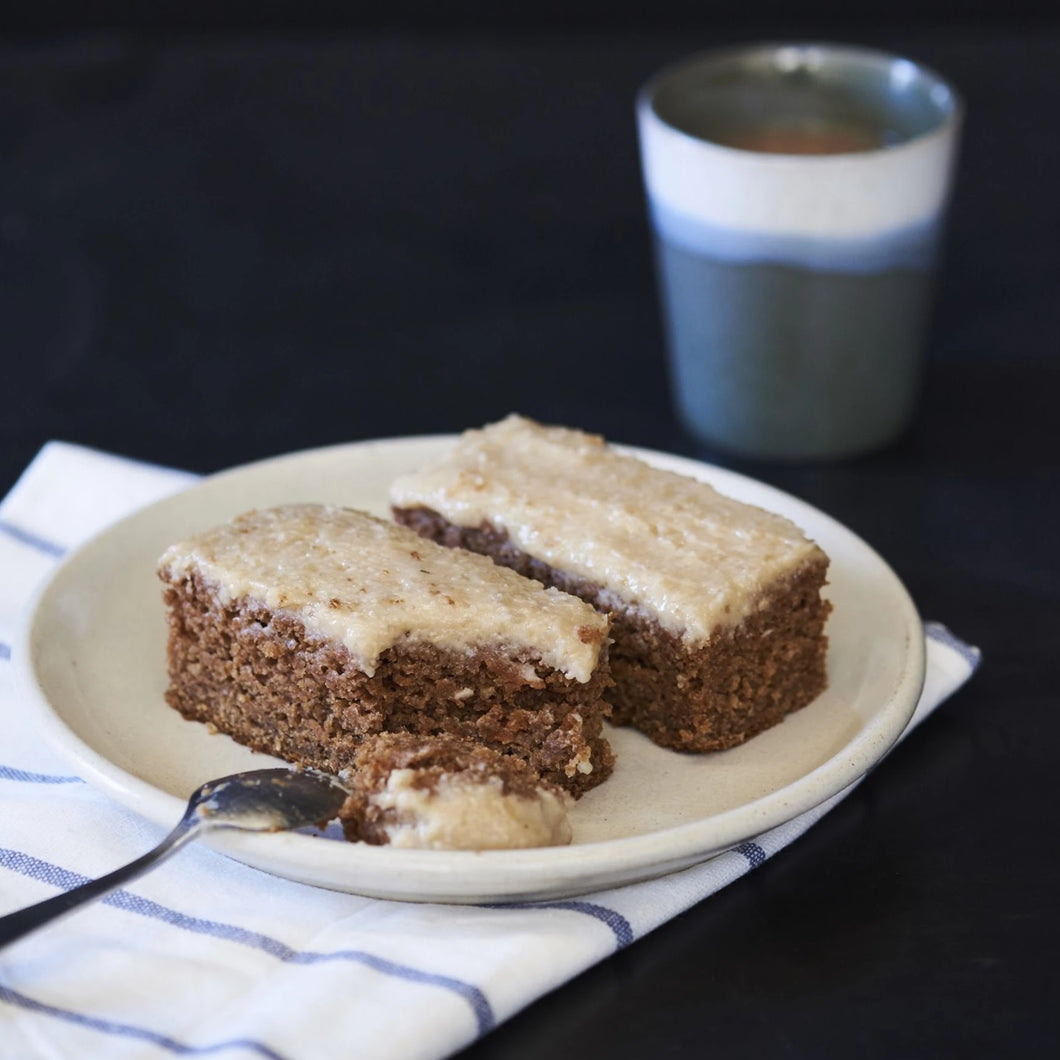Vegan Carrot Cake - monkeyfoodz
