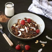 Low Sugar Chocolate Granola