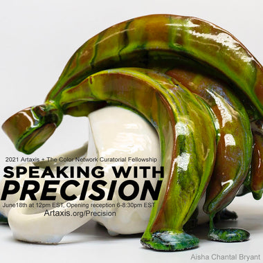 Speaking with Precision exhibition image