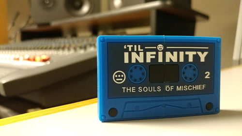 Til Infinity Movie USB (93 min.,Bonus Footage, Photos, etc.)