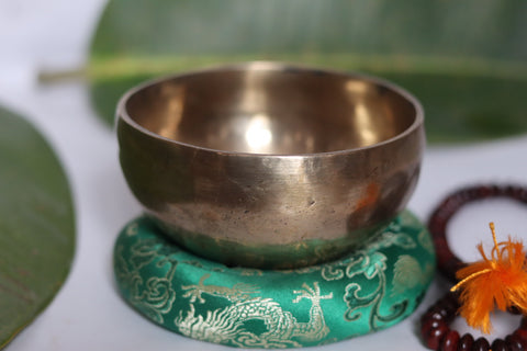 5 - metal Singing Bowl