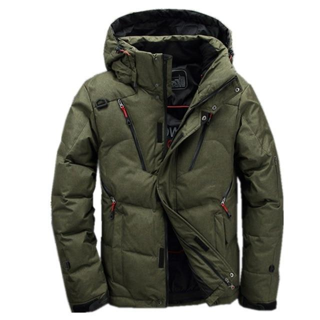 Expedition Down Hooded Parka
