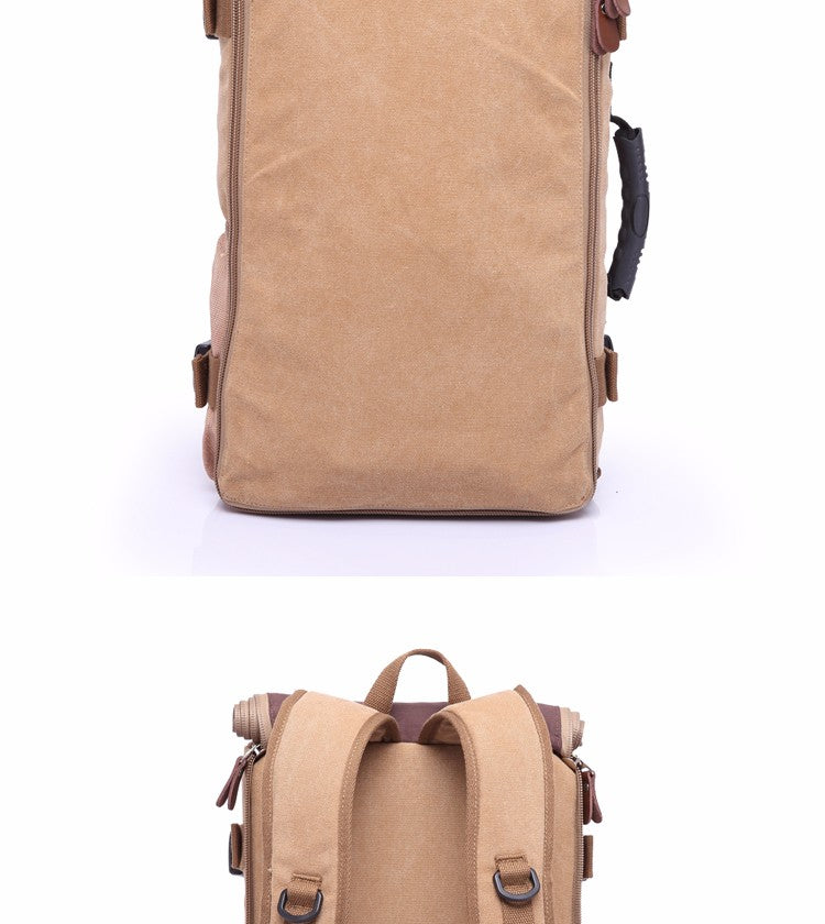 Travers Vintage Duffle-pack