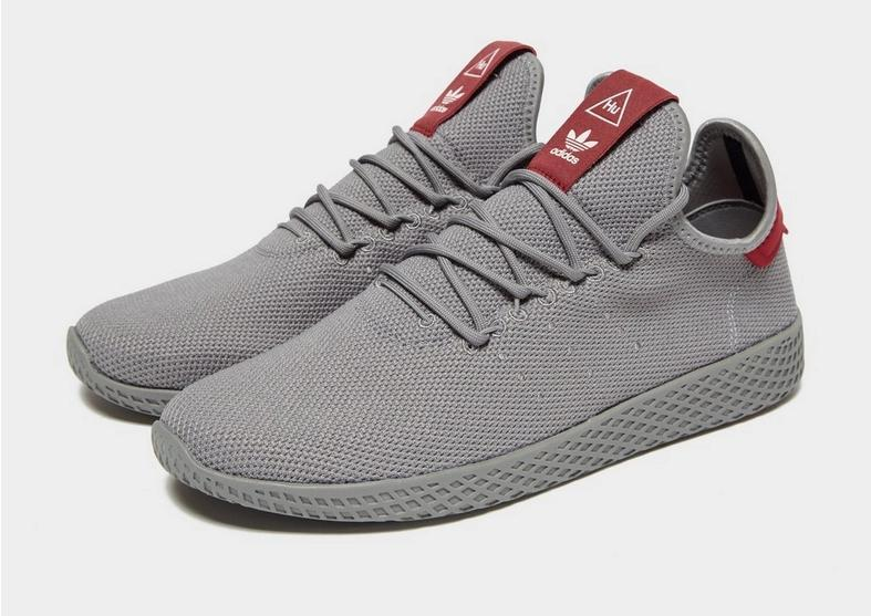 071eaed7c5cb8 Pharrell Williams Grey Running Shoes – SHOES FACTORY