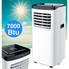Artic Mobiele Airconditioner 7000 BTU met Touch Display