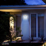 LED Solar Lamp Texas 4-pack