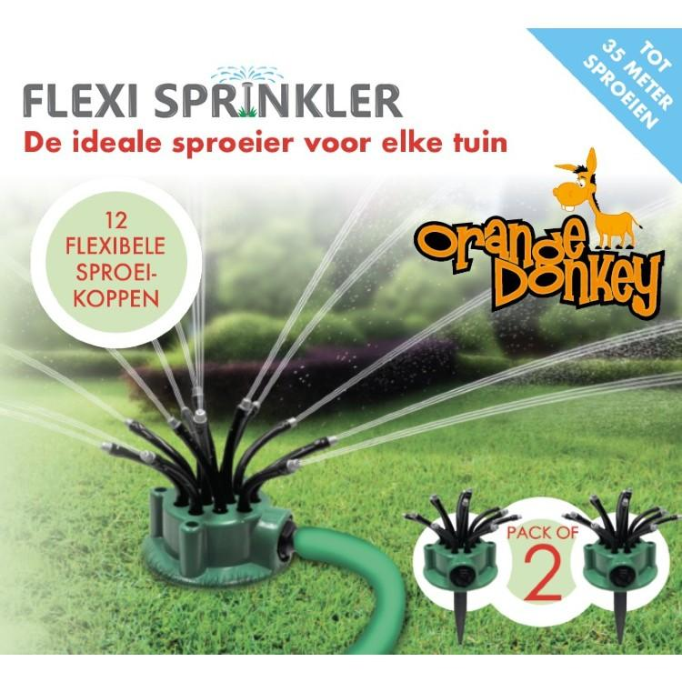 Flexi Point Sprinkler Set