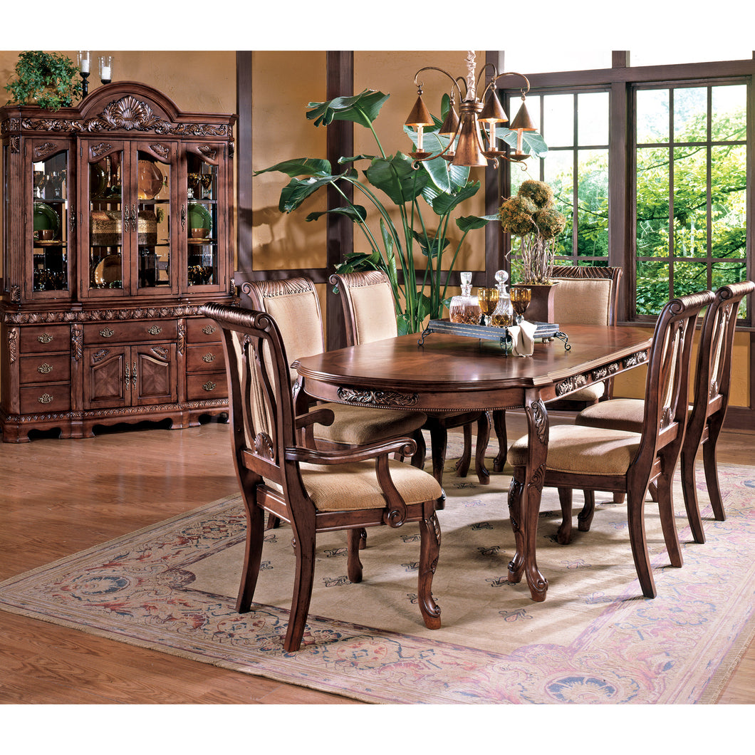 hudson 8 piece dining set with buffet hutch clothes to the rescue rh clothestotherescue org counter height dining set with buffet counter height dining set with buffet