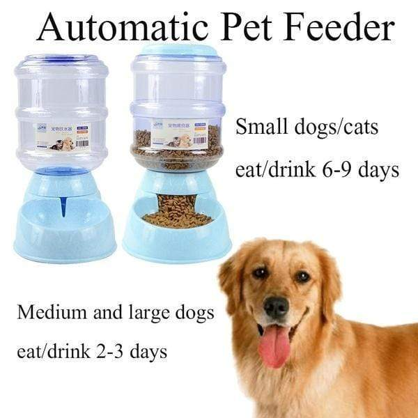 3.8L Large-Capacity Pet Drinking Water - Max and Maci's Store