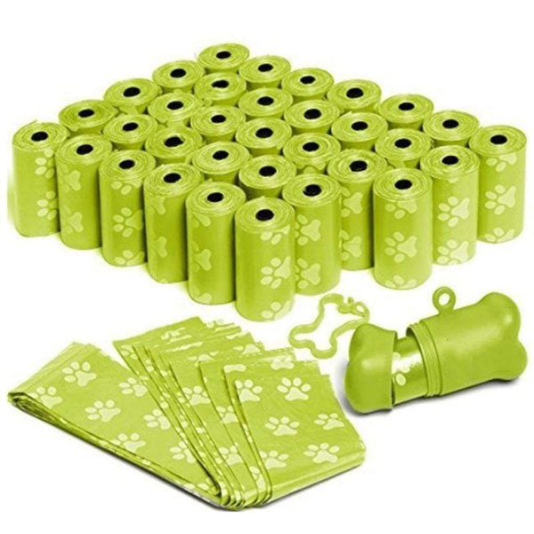 50Roll/750Pcs Pet Dog Poop Bags - Max and Maci's Store