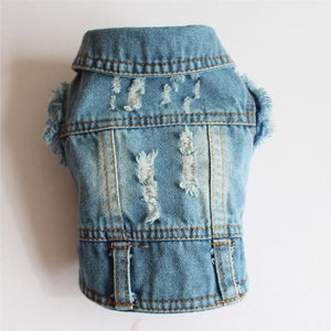 Max and Maci's Store Blue 2 / L Denim Cowboy