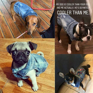 Max and Maci's Store Denim Cowboy