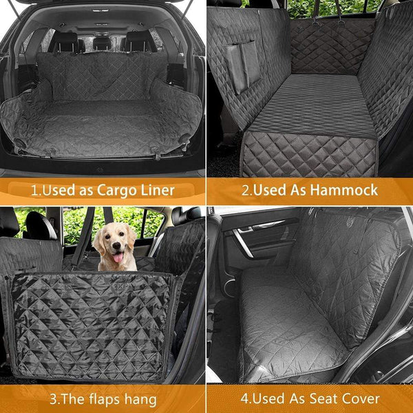 Dog Car Seat Cover Side Flap - Max and Maci's Store