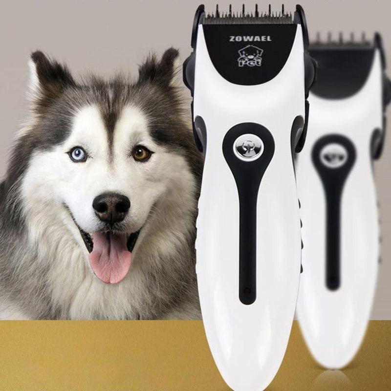 Max and Maci's Store Dog Accessories Electrical Pet Hair Trimmer Rechargeable
