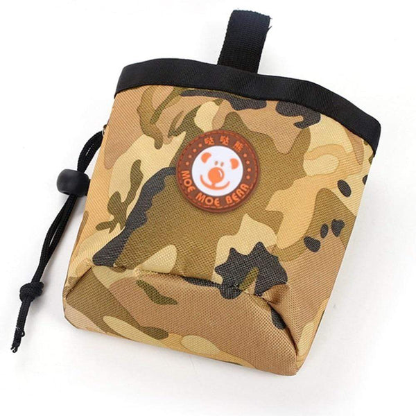Portable Dog Training Pouch - Max and Maci's Store