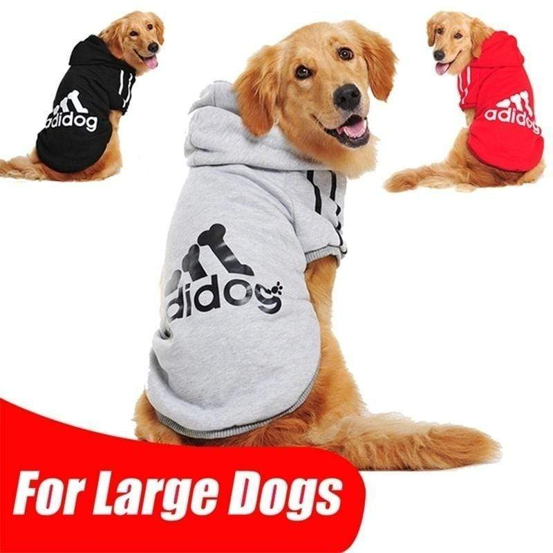 BRT88 international Dog Clothes ADIDOG Hoodie