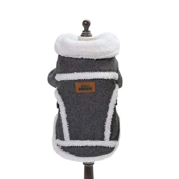 Fashion Dog Cotton Padded Jacket - Max and Maci's Store