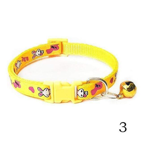 Adjustable Dog Rabbit Neck Strap Collar - Max and Maci's Store